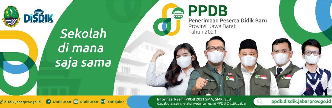 PPDB SMKN 2 SETU TAHUN 2021